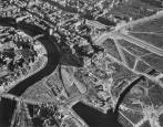 Reichstag after the War in Berlin.