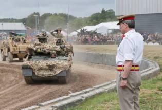Tankfest 2015