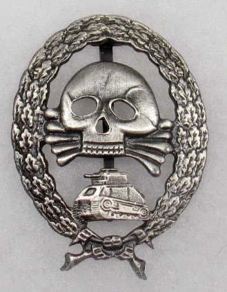 Condor Legion Tank Badge