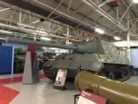 Jagdtiger at the The Bovington Tank Museum.