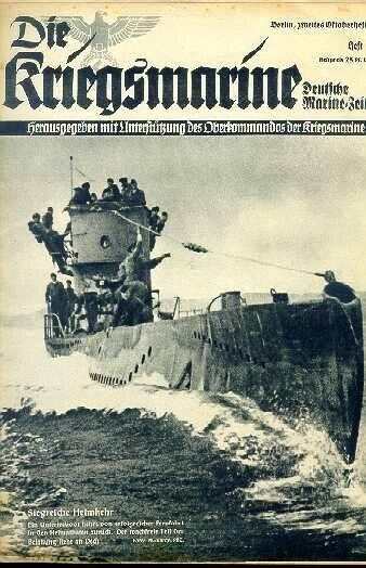 Die Kriegsmarine magazine