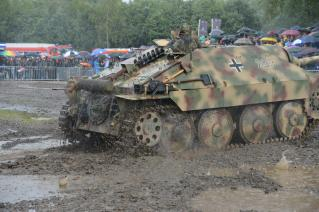 2015 Steel on the Heath - German Tank Museum at Munster Annual Panzer Display.