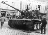 Destroyed Tiger 1.
