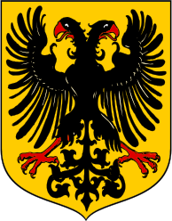 Coat of arms.