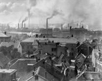 Krupp Works in Essen, 1890.