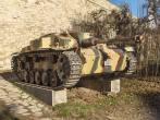 StuG III Ausf. F/8 (Sd.Kfz.142/1) at Belgrade Military Museum, Serbia.