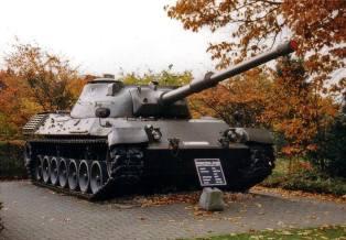 Leopard I - Prototype No. 2