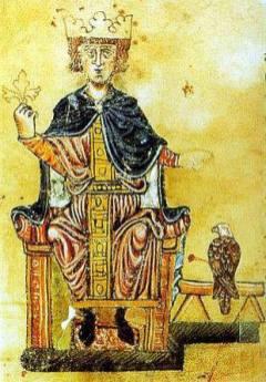 Frederick II, Holy Roman Emperor.