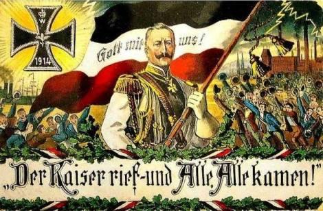 World War 1 Poster.