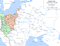 Eastern Front. January 1945 to May 1945.