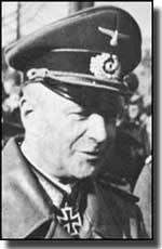 Field Marshall Ernst Busch