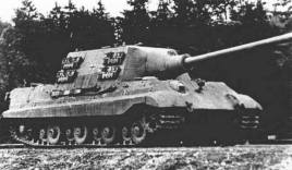 Jagdtiger- Heavy Tank Destroyer