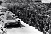 Panzer III assembly.