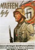 Recruiting poster for the Waffen-SS.