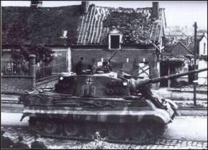 Panzer-VI Tiger-II -Königstiger