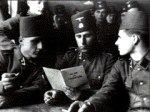 SS Handzar Division-formed from Bosnian Muslims.