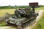 Flakpanzer Gepard.