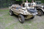 Schwimmwagen at the Militracks Overloon 2012 - Oorlogsmuseum Overloon, Netherlands.