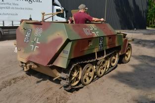Militracks Overloon 2012 - Oorlogsmuseum Overloon, Netherlands.