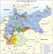Imperial Germany 1871-1918.