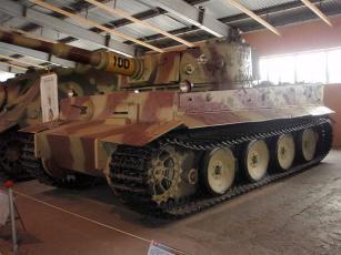 Kubinka Tank Museum, Russia.