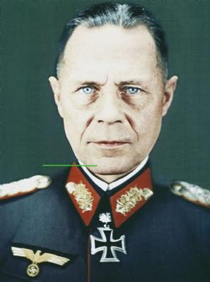 Hans von Obstfelder wearing Eichenlaub.