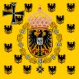 1888–1918 Empress Augusta Viktoria's Standard.