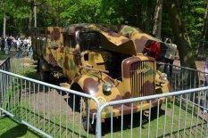 Opel Blitz at Militracks Overloon 2012 - Oorlogsmuseum Overloon, Netherlands.