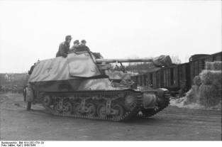 Marder I, 1943.