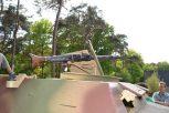 Sd. Kfz. 251 at Militracks Overloon 2012 - Oorlogsmuseum Overloon, Netherlands.
