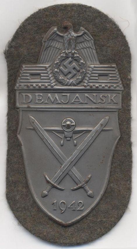 Demyansk Shield