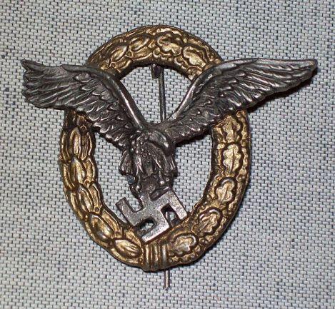 Pilot/Observer Badge