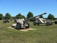 8.8 cm Pak 43/41 at US Army Ordnance Museum.