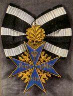 Pour le Mérite with Oak Leaves.