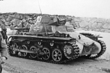 Panzer I in Norway.