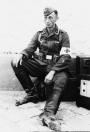 Luftwaffe Medic – Notice the Ausciplus on the Left Arm.