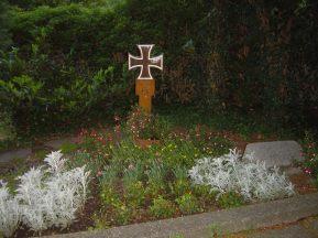 Rommel's grave.