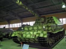 The Kubinka Tank Museum's Elefant in Russia.