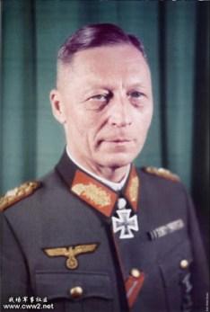 General der Infanterie Karl Allmendinger