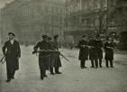 Spartacist militia in Berlin.