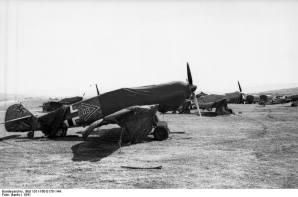 BF-109, WAR IN THE BALKANS