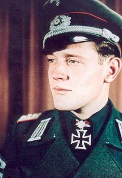 Hauptmann Bodo Spranz