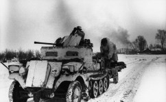 Cold of the Eastern Front.