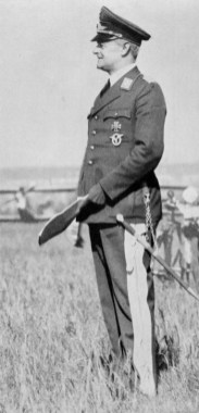 Walther Wever, Chief of the Luftwaffe General Staff, 1933–1936.