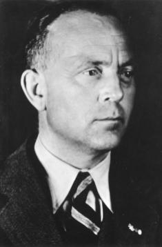Prof. Dr. Dipl.-Ing. Kurt Tank, March 1941.