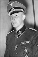 Reinhard Heydrich in 1940.