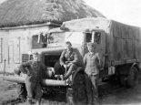 Büssing-NAG type 500 S Heer unit near Smolensk, Russia 1941.