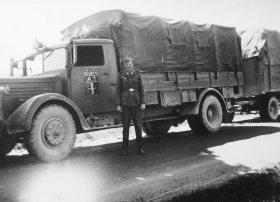 Büssing-NAG type 500 S truck