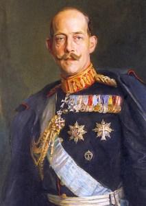 Constantine I by Philip de László, 1914.
