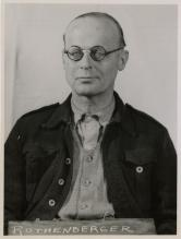 Curt Rothenberger, c. 1946.